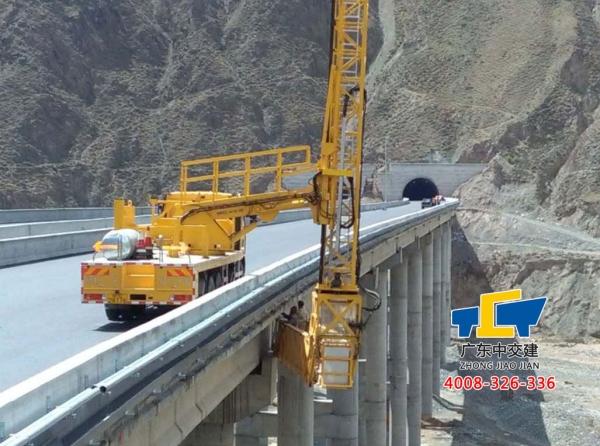 京泸高速桥梁加固项目