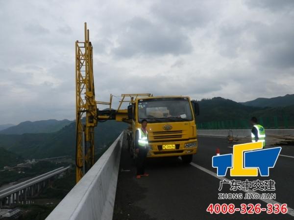 永久式桥梁检测车租赁的功能结构