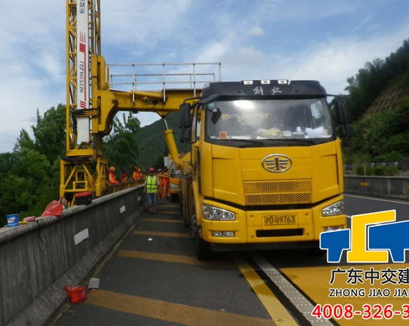 桥梁检测车租赁公司浅谈桥梁检测与评估的目的及意义