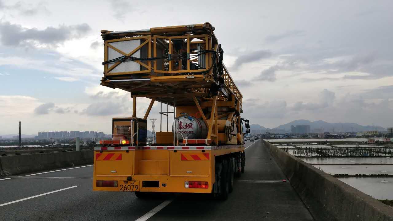 广州桥梁检测车